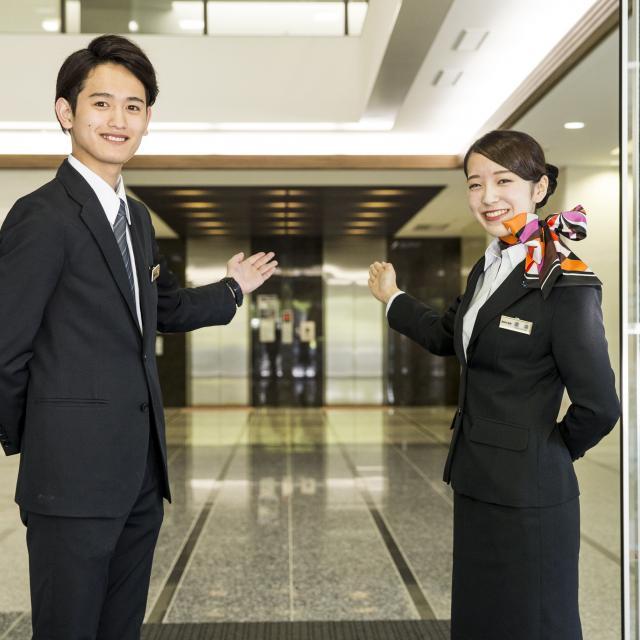 一流のサービスが提供できるホテルスタッフを目指そう☆