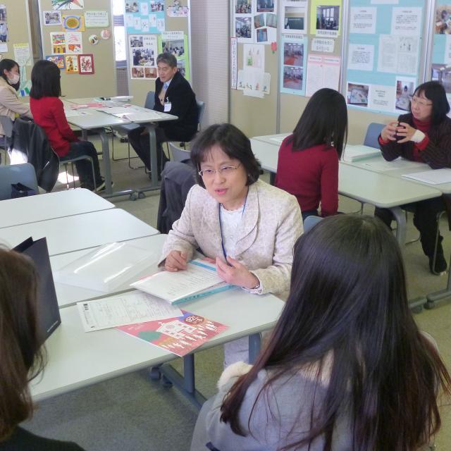 神戸海星女子学院大学 3月のオープンキャンパス(個別相談型)2