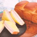 華調理製菓専門学校 食パン&クロックムッシュ