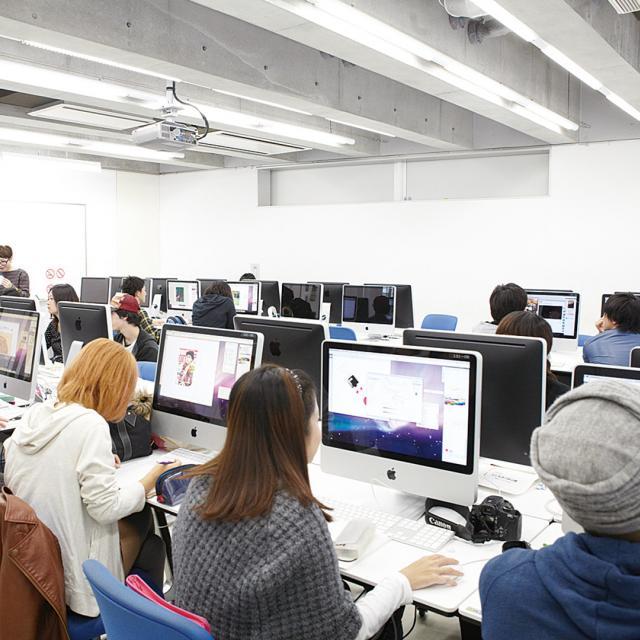 東京デザイン専門学校 【10月開催】学校見学ツアー3