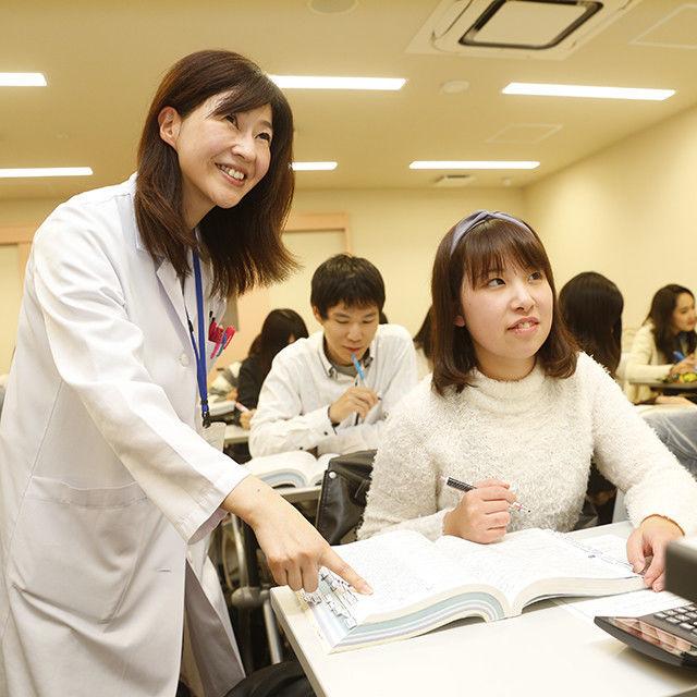 大阪バイオメディカル専門学校 高3生・高2生対象の体験授業★1