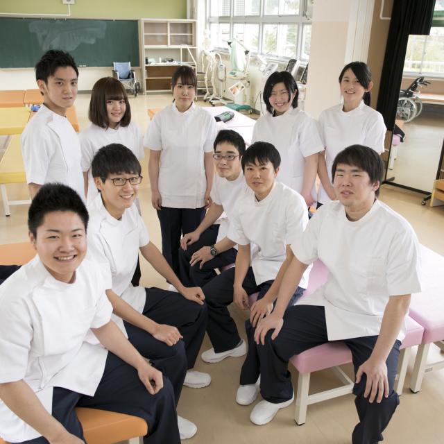 国際医療福祉専門学校一関校 学校説明会(理学療法学科)2