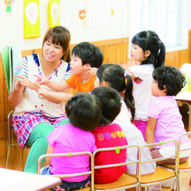横浜こども専門学校 【高校2年生も歓迎♪】オープンキャンパス保育体験★4