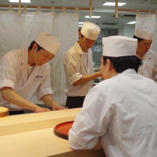 東京すし和食調理専門学校 予約不要!授業見学ができるオープンキャンパス1