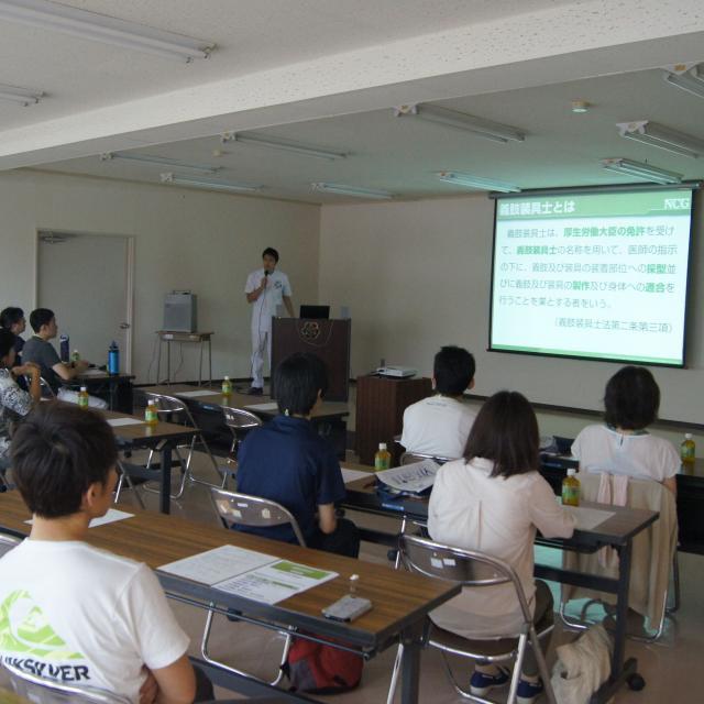 専門学校 日本聴能言語福祉学院 【義肢装具学科】義肢装具士について調べてみよう!2