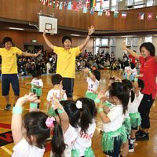 東京YMCA社会体育・保育専門学校 【1年に2回だけ】YMCA保育園・幼稚園 見学ツアー3