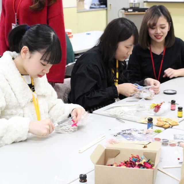 国際トータルファッション専門学校 12/14(土)☆★クリスマスフェスタ★☆開催!2