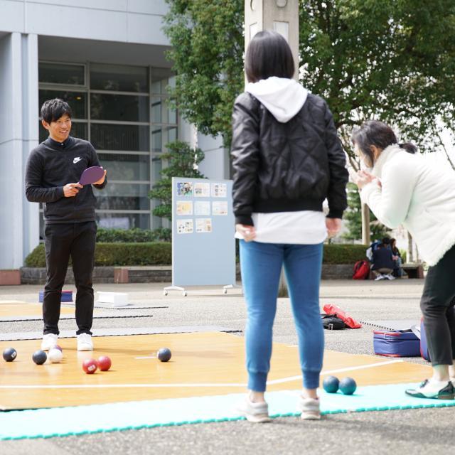 順天堂大学 【スポーツ健康科学部】オープンキャンパス20183