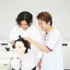 資生堂美容技術専門学校 【実習&授業見学】ワインディング体験