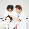 資生堂美容技術専門学校 【ハロウィンスペシャル実習】ヘアアレンジ/エアブラシ/メイク
