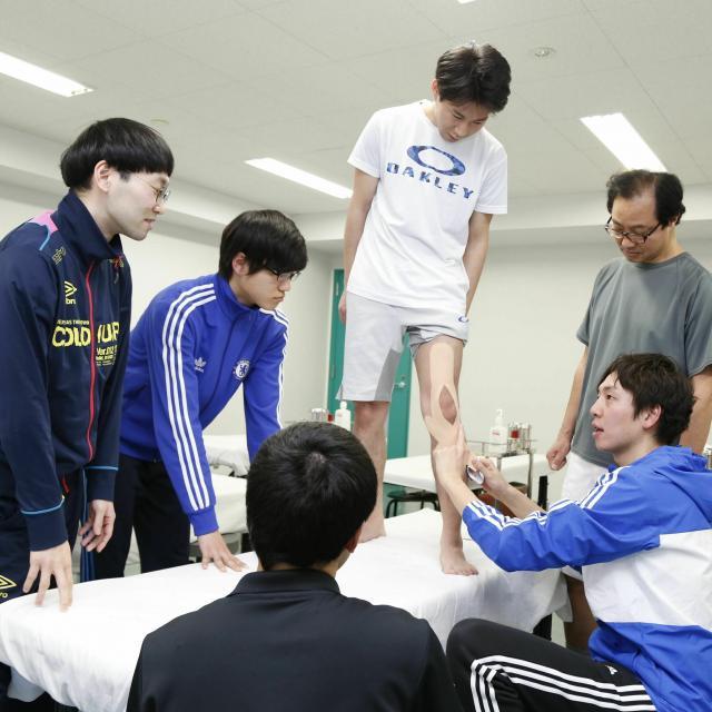 東京医療福祉専門学校 入試・学校説明会(柔道整復)4