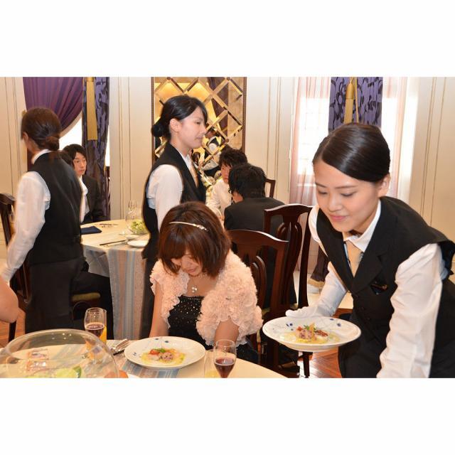 大原トラベル・ホテル・ブライダル専門学校 名古屋校 ウェディングセミナー♪ 名古屋会場♪2