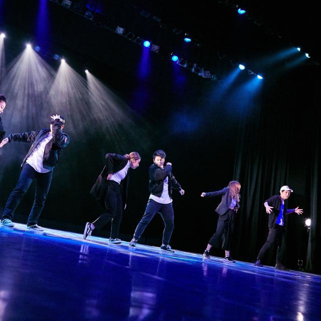 芦屋大学 【事前予約制】ダンス体験レッスン―スタイルヒップホップ―3