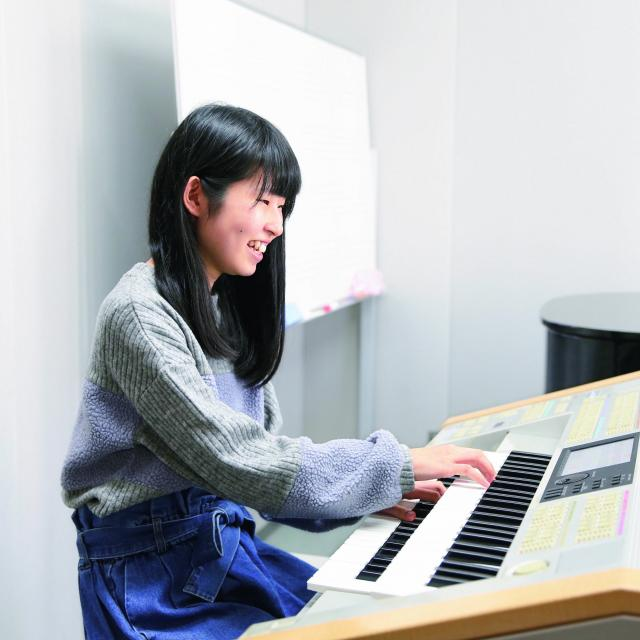 大垣女子短期大学 音楽総合学科<個別相談・ミニレッスン・模擬授業等>1
