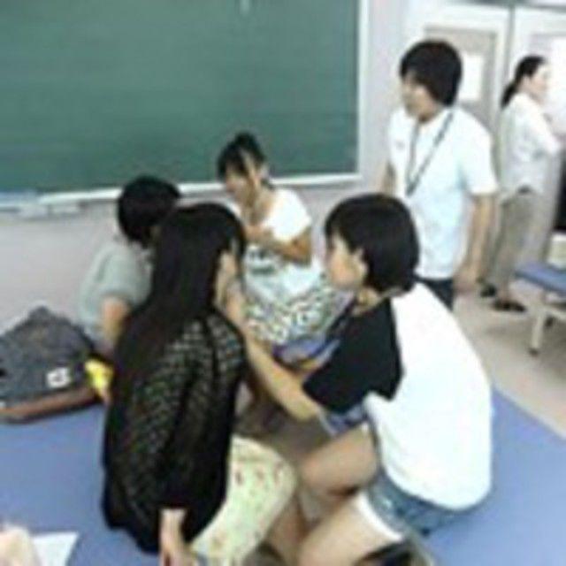 愛知医療学院短期大学 理学療法と作業療法のちがいが分かる!2