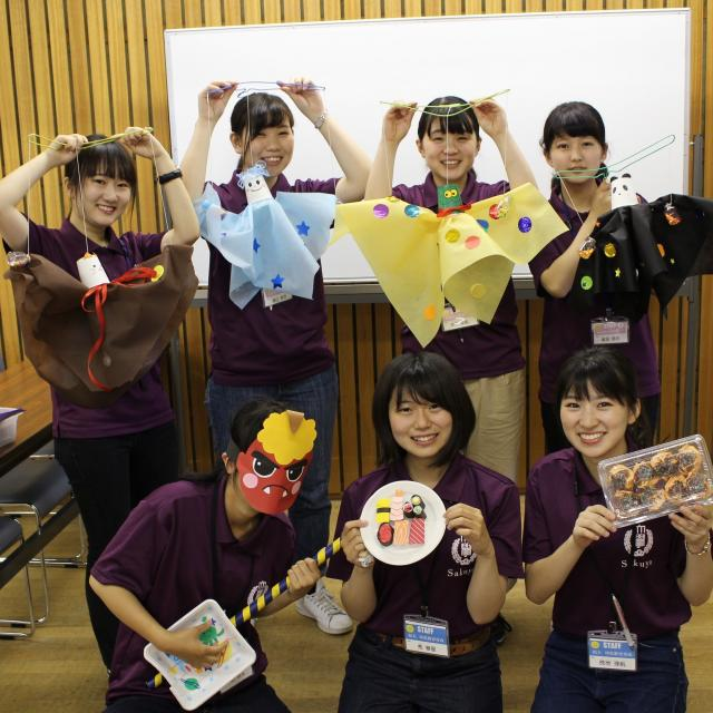 くらしき作陽大学 【子ども教育学科】オープンセミナー20191