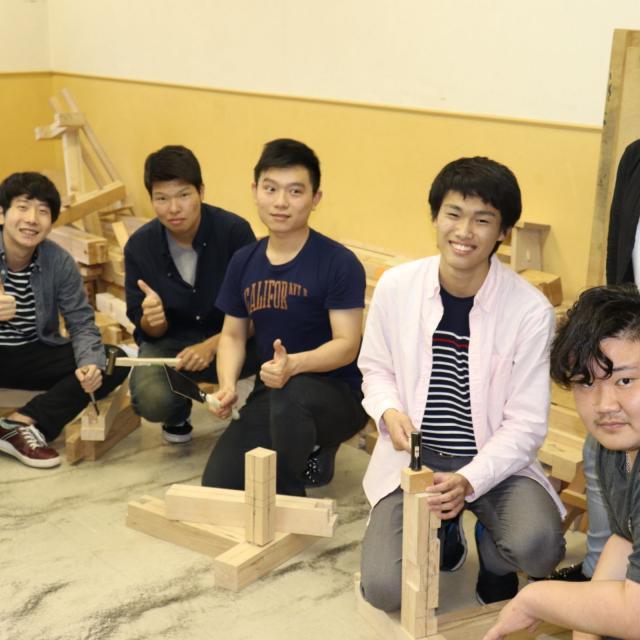 横浜日建工科専門学校 選べる3体験!建築の仕事を体験しようー説明会・体験授業3