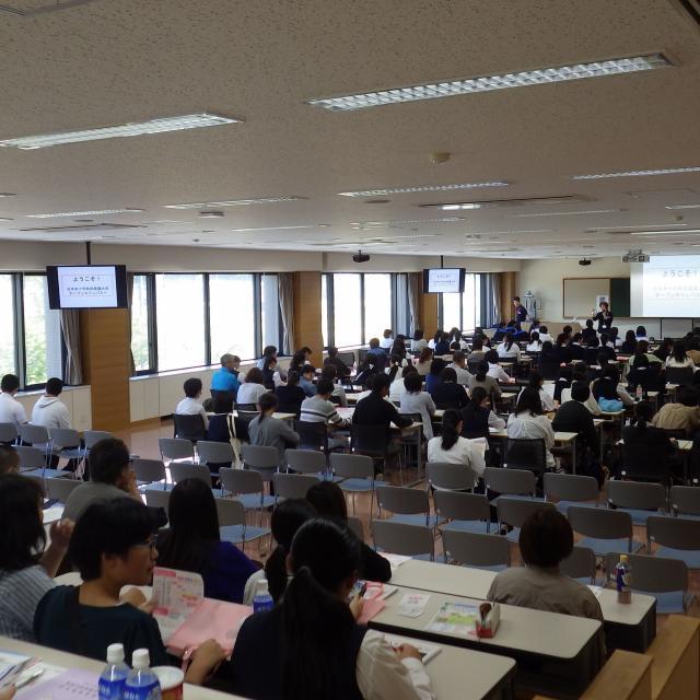 日本赤十字秋田看護大学 春のオープンキャンパス1