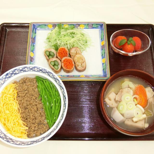 東京栄養食糧専門学校 ベジタブルde一汁三菜【ランチ付】2