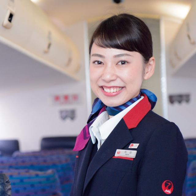 九州観光専門学校 11月の体験入学(航空)2