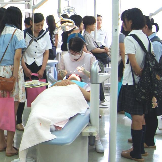 大阪歯科衛生士専門学校 オープンキャンパス2