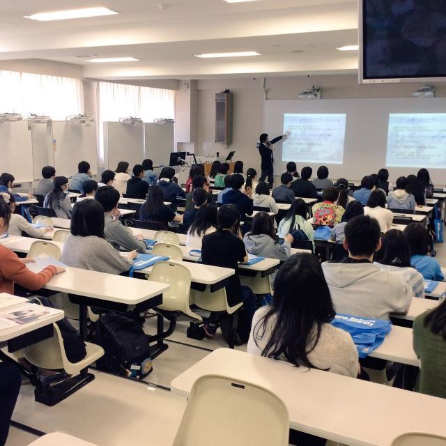 札幌学院大学 授業体験が満載!!「学びLIVE2018」2