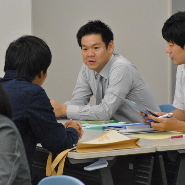 共栄大学 オープンキャンパス2019【春】4