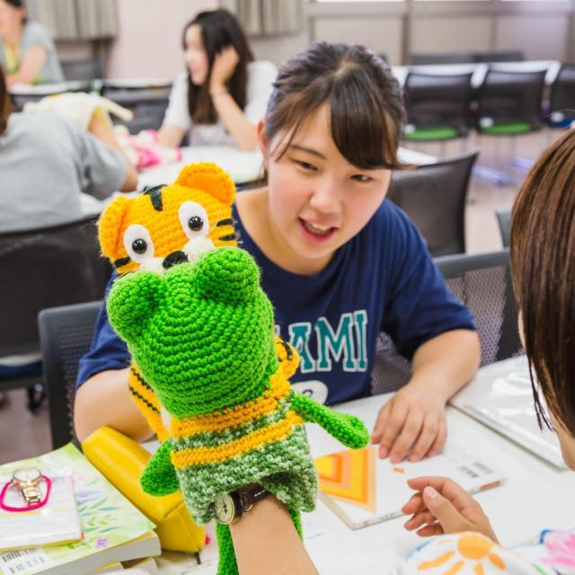 東京女子体育短期大学 来て!見て!おいでよ!オープンキャンパス3
