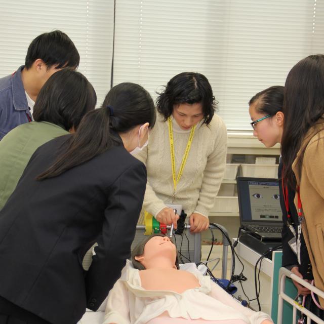 四国医療専門学校 看護学科 オープンキャンパス20182