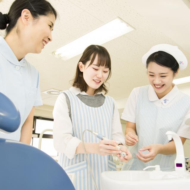 早稲田医学院歯科衛生士専門学校 オープンキャンパス1