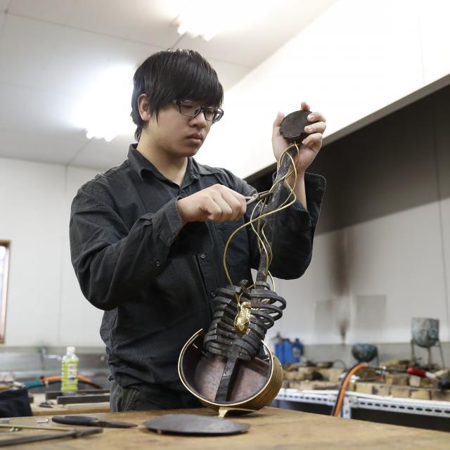 奈良芸術短期大学 12/15(日)授業公開&入試対策ゼミ!4