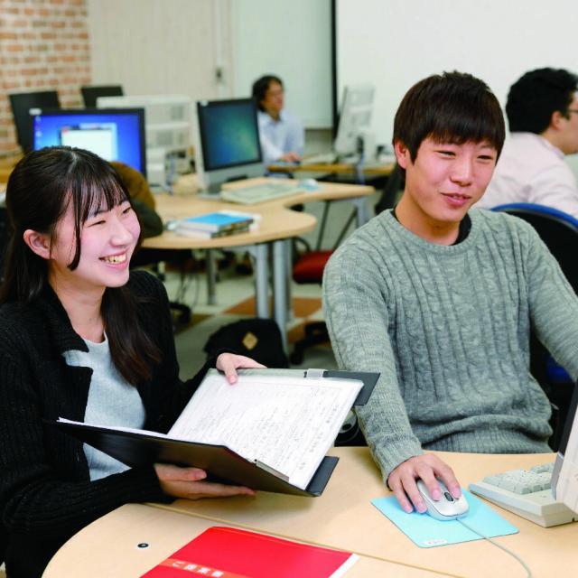 名古屋スクール・オブ・ビジネス ITビジネス学科【9・10月体験】人気のIT業界を楽しく体験!1