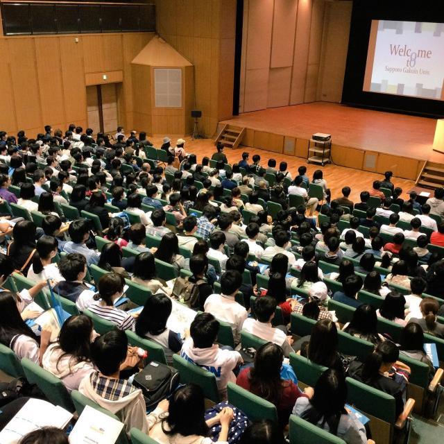 札幌学院大学 授業体験が満載!!「学びLIVE2018」1