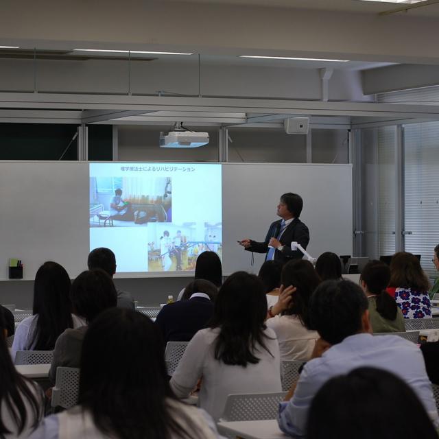 大阪歯科大学 医療保健学部オープンキャンパス3