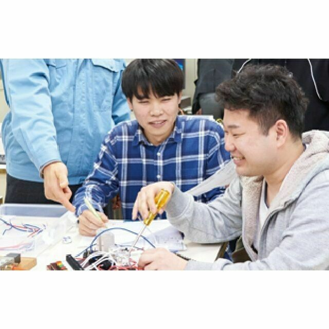 日本電子専門学校 【電気工学科(昼・夜)】オープンキャンパス&体験入学2