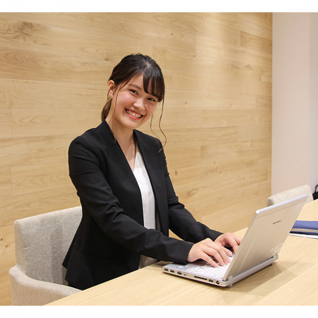 大阪ビジネスカレッジ専門学校 事務職のお仕事講座1
