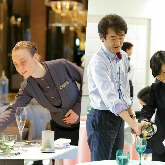 東京観光専門学校 【来校/オンライン】ホテル学科 体験講座3