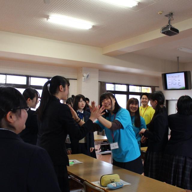 弘前厚生学院 2019 第三回オープンスクール2