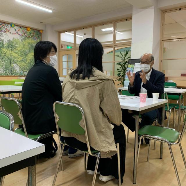 大阪教育福祉専門学校 個別相談会1