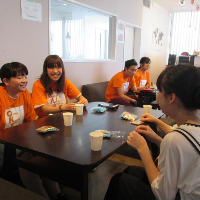 大阪健康福祉短期大学 介護福祉課程★オープンキャンパス1