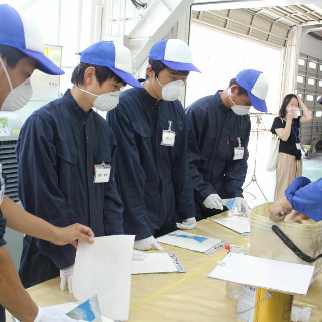 専門学校静岡工科自動車大学校 オープンキャンパス【体験実習】3