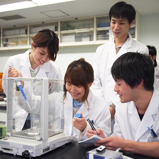 大阪バイオメディカル専門学校 バイオ分野で実験・分析・研究職を目指す!体験授業1
