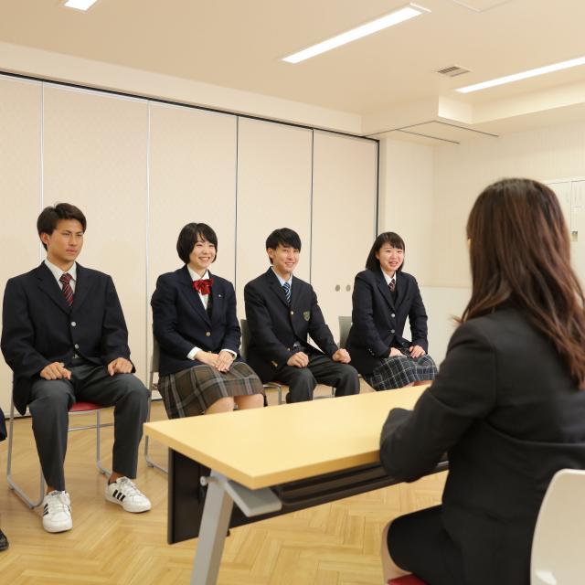 千葉リゾート&スポーツ専門学校 高校3年生におすすめ!特待生入試対策セミナー1