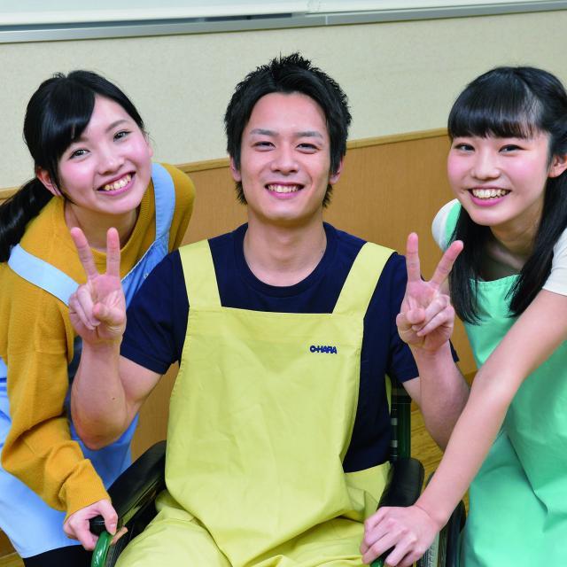 大原簿記公務員医療福祉保育専門学校立川校 オープンキャンパス☆福祉系☆1