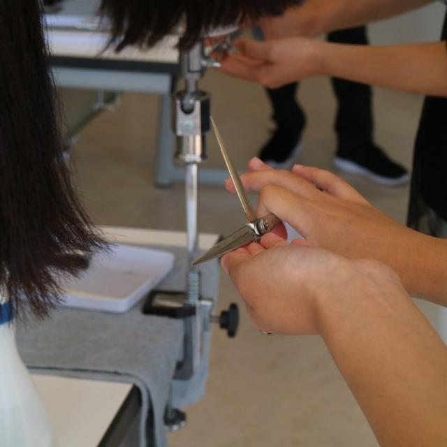 ジェイ ヘアメイク専門学校 2/23(土)Jの美容実習★まるごと体験2