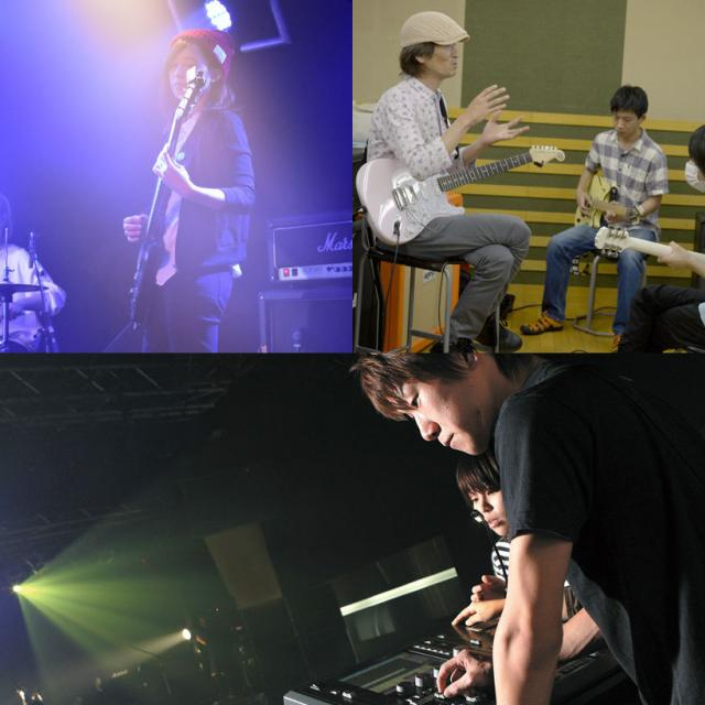 大阪スクールオブミュージック専門学校 1Dayライブパフォーマンス体験1