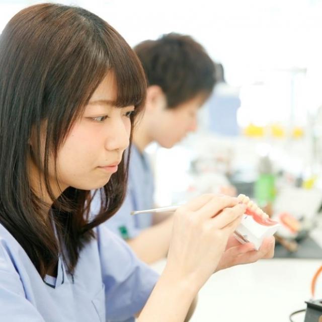 横浜歯科医療専門学校 2018 オープンキャンパス3