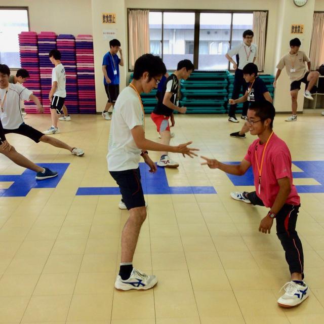 大阪社体スポーツ専門学校 ★ニュースポーツの体験授業★1
