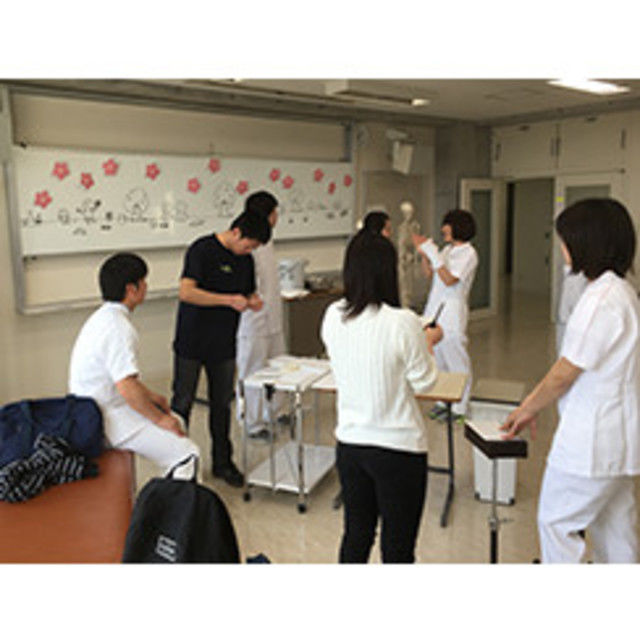 仙台接骨医療専門学校 受験を考えている人必見!【夜の学校見学会】3