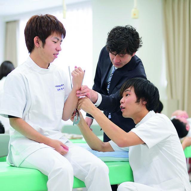 仙台保健福祉専門学校 理学療法科 オープンキャンパス【送迎バス運行】3